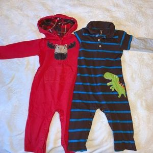 3/$15 Bundle of Boys Bodysuits